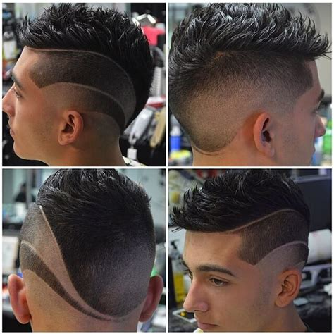 insanely cool haircut designs hairstyle  point