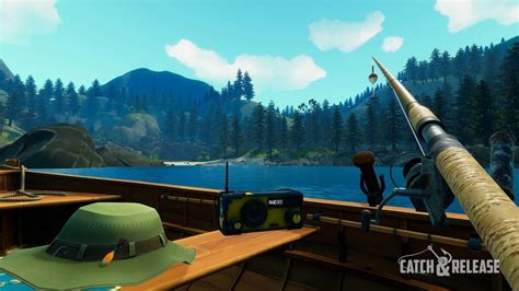 fishing boat games pc catch release is a gorgeous new vr fishing game