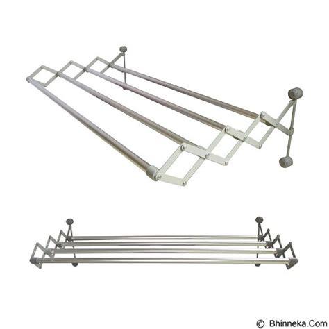 bahan untuk membuat jemuran aluminium jual gloryhome jemuran handuk dinding aluminium jda 304