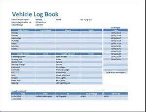 car log book template ms excel vehicle log book template word excel templates