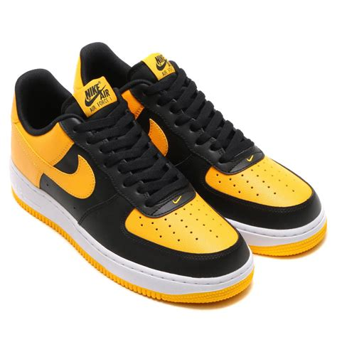 Shoes Sport Nike Air One Putih Gold Casual Cewek nike air 1 black gold white 820266 011