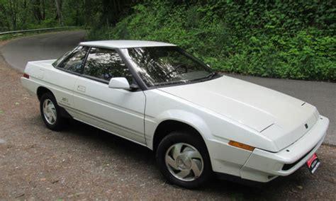 how make cars 1986 subaru xt transmission control rare loaded subaru xt6 suv sports car h6 4wd awd 4x4 low miles xt svx wrx sti for sale photos