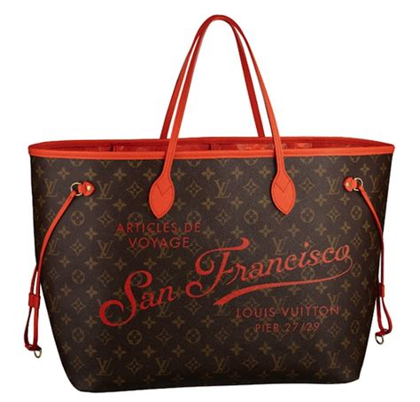 The Limited Edition De Couture Handbag by New It Bag Louis Vuitton Limited Edition San Francisco
