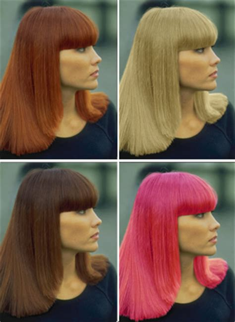 change hair color online haarkleur kiezen kapsels