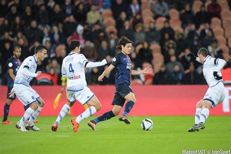 Calendrier Ligue 1 Troyes Psg Edinson Cavani 28 11 2015 Psg Troyes 15eme Journee