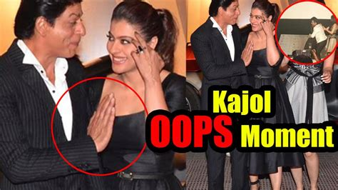 bollywood actress oops moment in movies varun dhawan saves kajol from oops moment