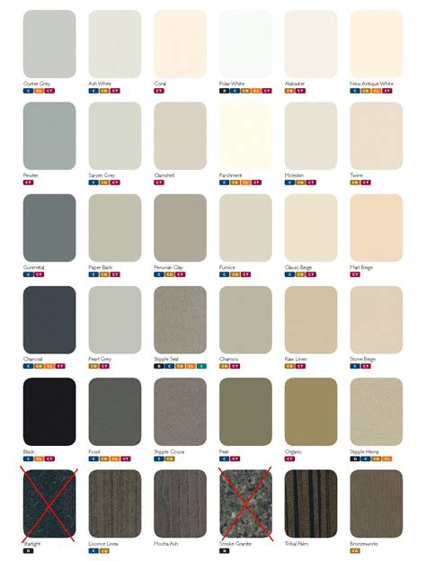 board colors available colours for melamine boards material