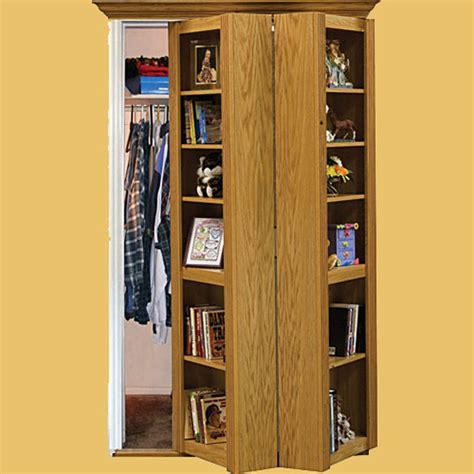 invisidoor door bookcase storage and organization