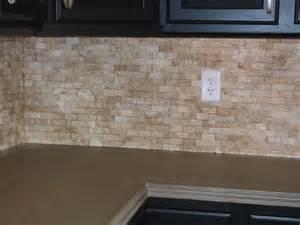 Kitchen Backsplash Stone Tiles by Travertine Split Face Backsplash Knapp Tile And Flooring