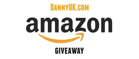 Amazon Giveaway Winners - april giveaway win a 163 50 amazon voucher dannyuk