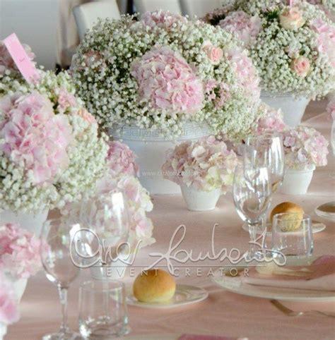 decorazioni floreali per tavoli trame romantiche per gli allestimenti floreali dei tavoli