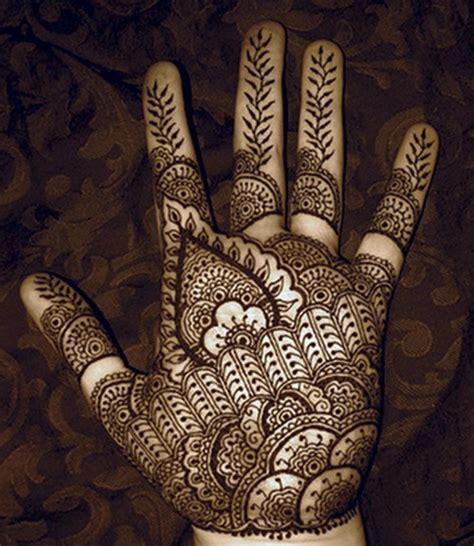 Latest Arab Mehndi Designs For Bridals  Latest Hina Mehndi
