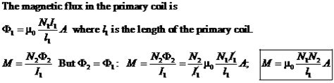 formula for inductance of a solenoid inductance engineering articles