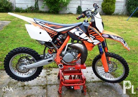 Ktm 85 2 Stroke Ktm 2010 2 Stroke 85cc Original European Bike For Sale In