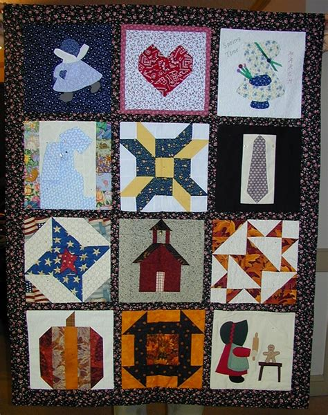 Calendar Quilts Block Of The Month Quilts