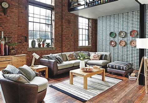 Open Plan Dining Living Room Ideas by Open Plan Living Dining Room Ideas Leather Corner Sofa And