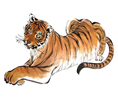new year horoscope for tiger image gallery 2010 zodiac