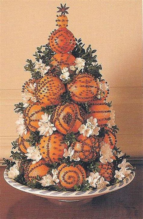 xmas tree that smells like orange my favorite things williamsburg cone centerpieces for patti drane interiors
