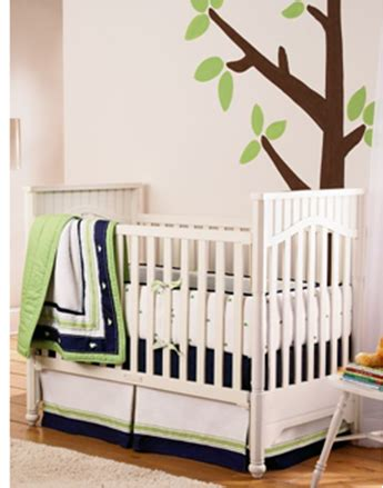 Baby Gap Crib Bedding Babies Nursery Decor Best Baby Decoration