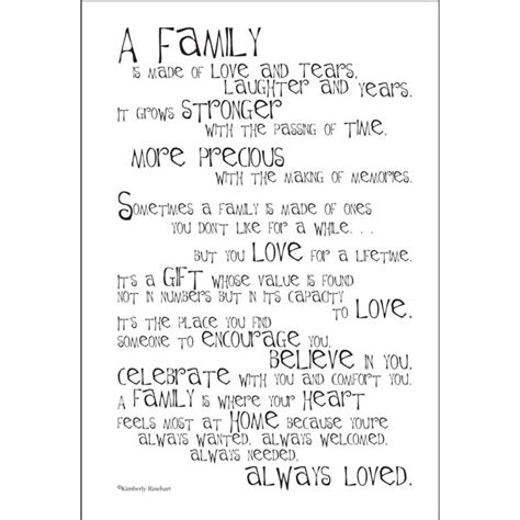 Friends And Family Quotes For Scrapbooking