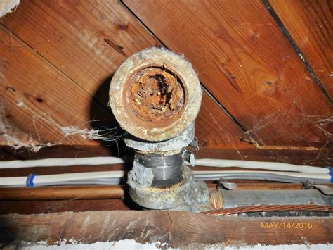 What Is Galvanized Plumbing by Galvanized Plumbing Pipes Supply And Drain Lines