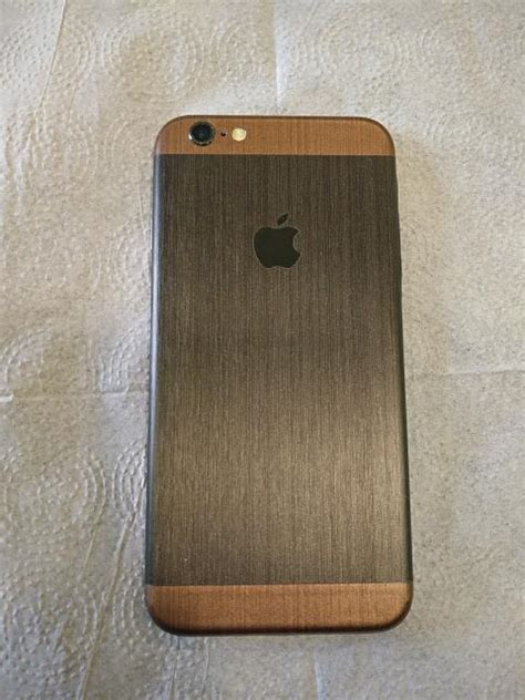 dbrand skin on my 6s iphone ipod forums at imore