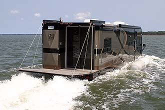 fishing boat manufacturers in mumbai 19 rvs that were turned into boats rvshare