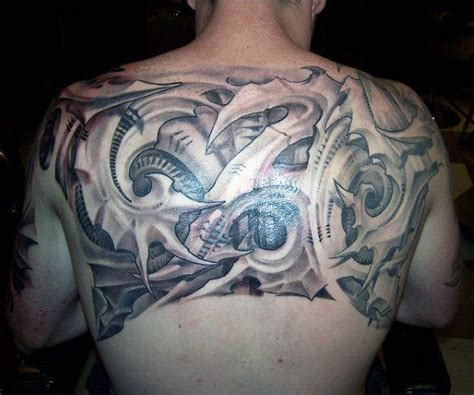 upper back tattoos men 50 back tattoos for masculine ink design ideas
