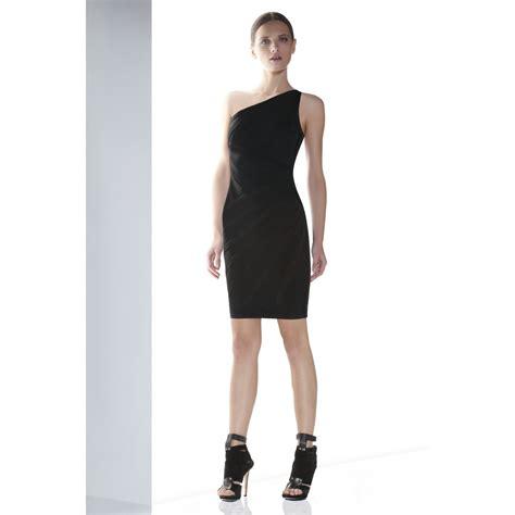 One Shoulder Bandage Dress herve leger luz one shoulder bandage dress herve leger