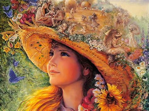 famous wall paintings my world josephine wall