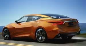 Nissan Design America San Diego Nissan Sport Sedan Concept
