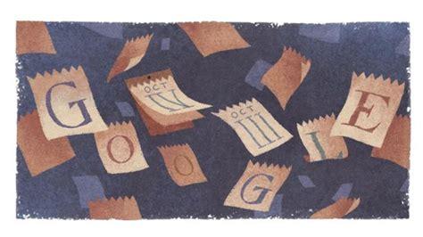 calendario su doodle celebra los 434 a 241 os calendario gregoriano
