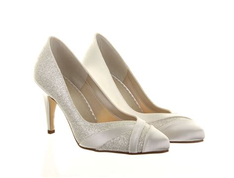 Wide Wedding Shoes ivory wedding shoes wide ivory sandals