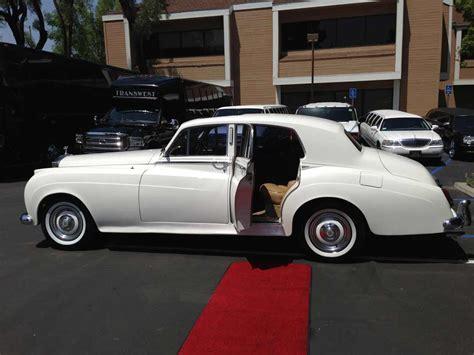 rolls royce classic limo 1958 classic rolls royce transwest limos