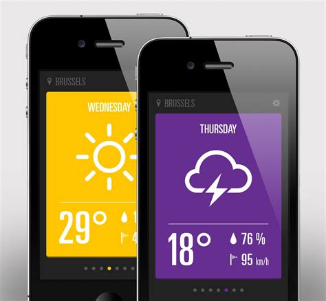 weather apps for android phones 7 best weather apps for iphone what s on iphone