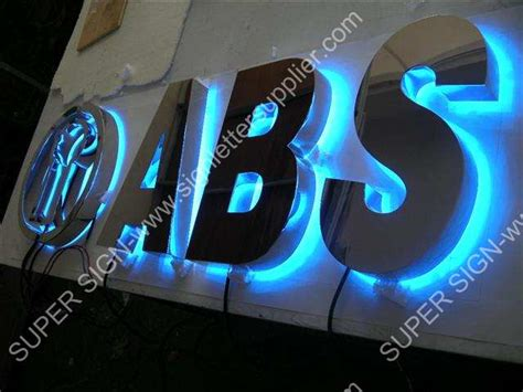 Acrylic Huruf manufacturing stainless steel letter aluminium letter acrylic letter led letter all kinds of