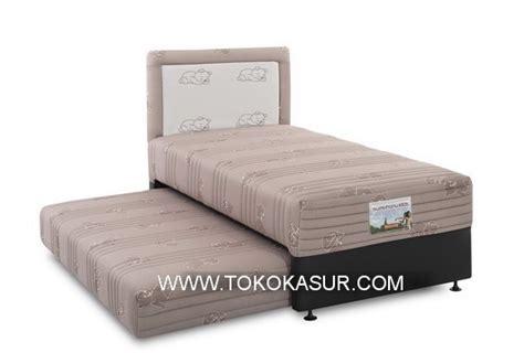 2in1 symphony porto toko kasur bed murah simpati furniture