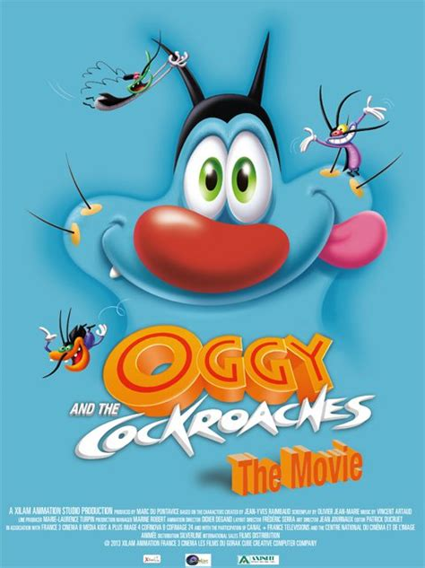 film cartoon oggy cartoon oggy and the cockroaches 2013 cholana drama