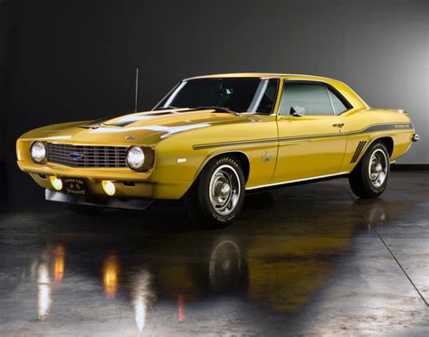 1969 chevrolet camaro yenko 427 super coupe photos