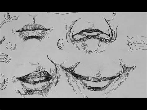 Charcoal Kefir Mask By 7 Cactus pen ink drawing tutorials how to draw realistic