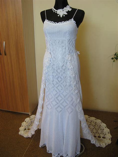 hochzeitskleid häkeln crocheted wedding dresses my someday wish list