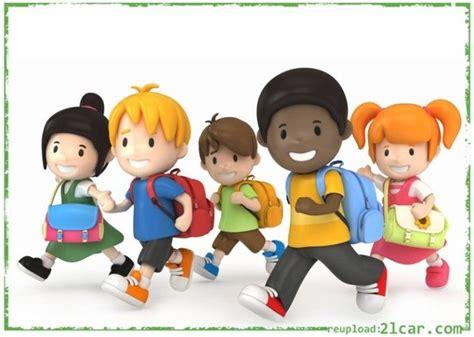 Dasi Keren Murid Untuk Sekolah 15 gambar kartun anak sekolah yang heboh kumpulan