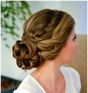 side swipe updo hairstyles 15 cute braided bun hairstyles