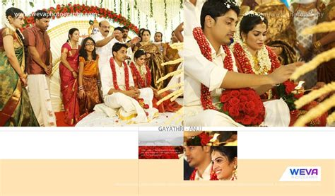 Weva Wedding Album Design by Kerala Wedding Photo Gallery Studio Design Gallery
