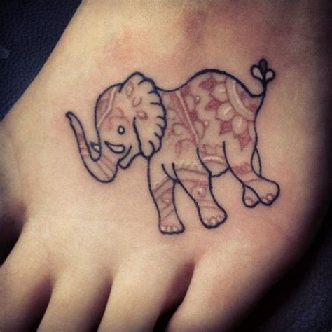 henna dove tattoo 25 best ideas about henna elephant tattoos on