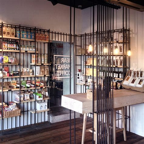 Cafe Interior Design Ireland   interior design for bear market coffee grits grids