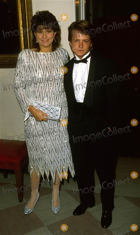 michael j fox married to nancy mckeon photos and pictures michael j fox with nancy mckeon 5