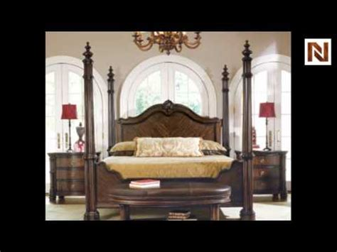 bernhardt james island california king poster bed