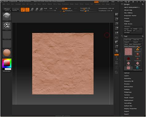 zbrush layers tutorial zbrush layer brush giving undesired result polycount