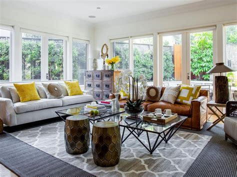 living room coffee table decorating ideas 15 living room coffee table looks we love hgtv
